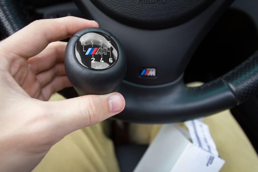 ZHP shift knob