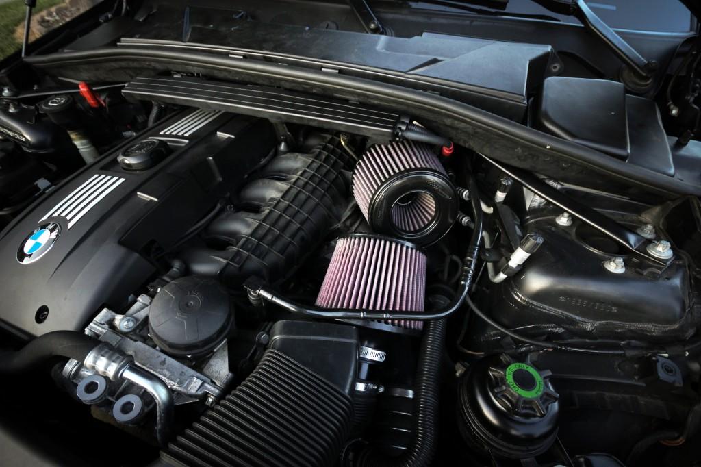 BMW 135 - BMS dual cone intake