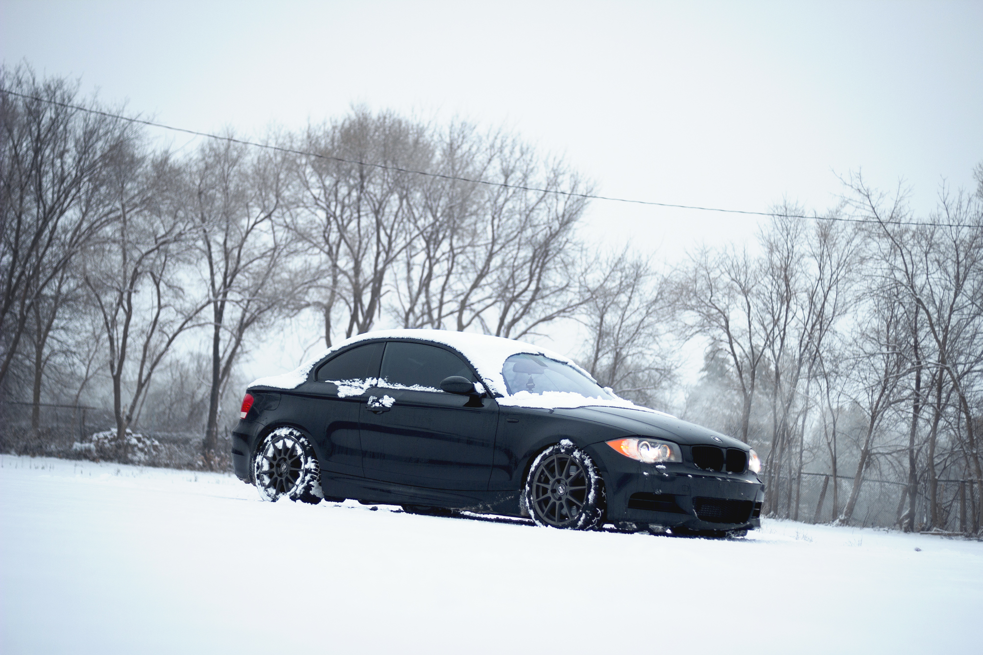 bmw 135i winter wheels and tires my bmw 135i. Black Bedroom Furniture Sets. Home Design Ideas