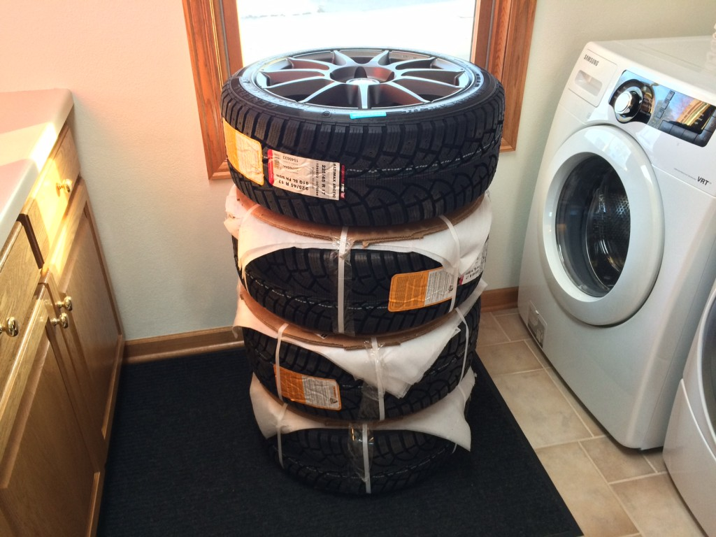 TireRack wheels