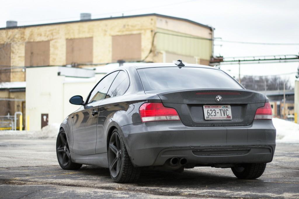 BMW 135i - OEM pre-LCI taillights