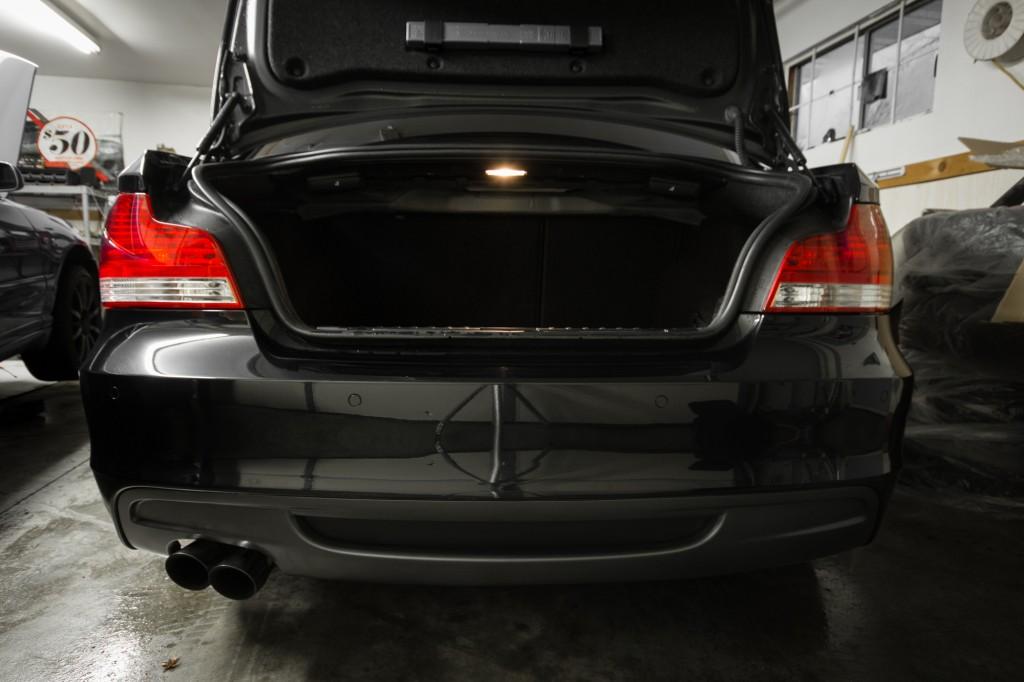 OEM Taillights - off