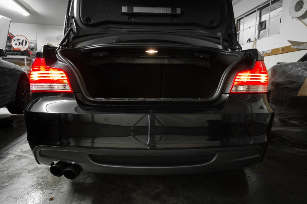 OEM Taillights - on