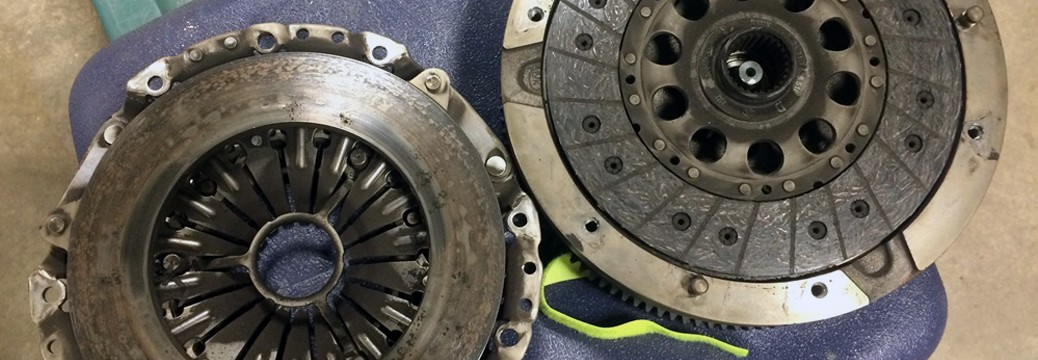 Old clutch upgraded