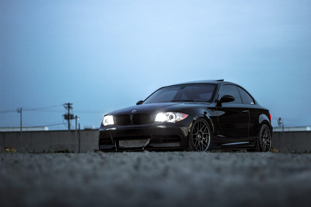 BMW 135i - Angel Eyes