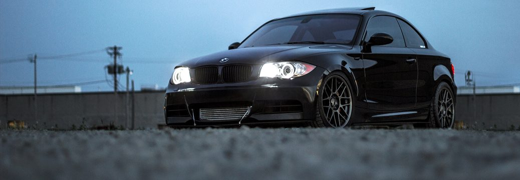 BMW 135i - Angel Eye Upgrade