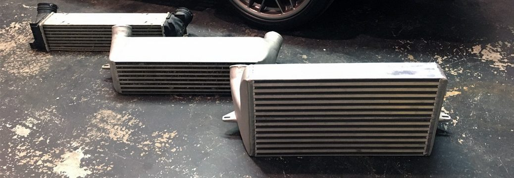 "VRSF 7.5"" Race Intercooler"