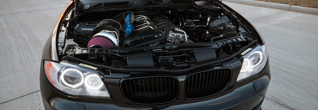 BMW 135i/335i Single Turbo