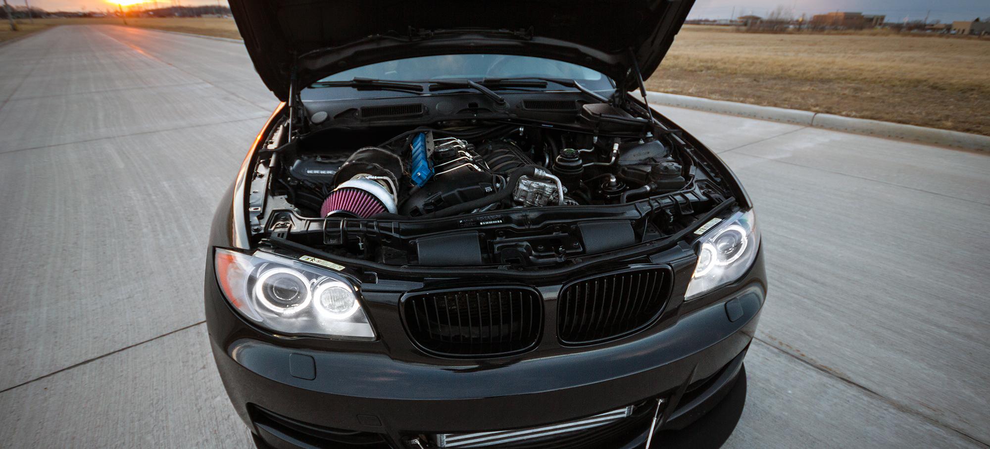 Bmw 135i335i Single Turbo Bmw 135i N54